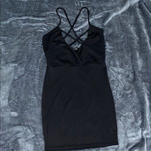 Black Casual/night out Dress